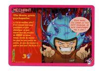 Totally SPIES ! n° D1-037-FR01 - The Brain, génie psychopathe