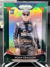 2019 Panini Prizm Racing Noah Gragson Rookie Green Prizm #71/99
