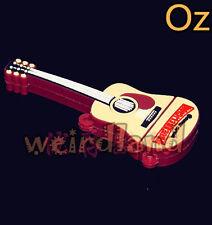 Guitar USB Stick, 32GB 3D Quality USB Flash Drives WeirdLand