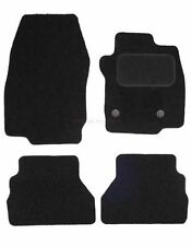 Ford Focus B-Max Tailored Car Mats (2012 on) - Black