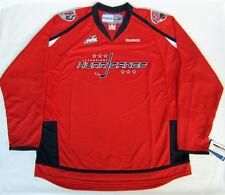 Lethbridge Hurricanes WHL Premier Edge Away Jersey L Red Season 2012-13