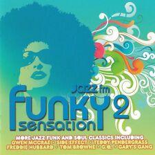 V/a - Funky Sensation Vol 2 – More Jazz, Funk, & Soul Classics.  New cd