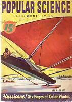 1939 Popular Science January-Help for Modern Whalers