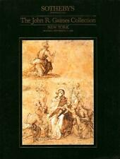 Sotheby's The John R. Gaines Collection Hard-Cover 1986