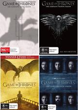 Game Of Thrones Season 3 4 5 6 : NEW DVD