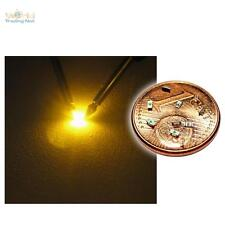 100 SMD LEDs 0603 Gelb mini LED gelbe SMDs yellow geel