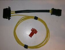 VW GOLF/BORA/PASSAT W8 Light Wiring Loom Adapter R32 FR
