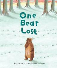 Very Good, One Bear Lost (Picture Book), Karen Hayles, Book