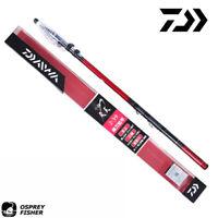 Daiwa XJFT CS Telescopic Fishing Rod Carbon Fiber Allround Spinning Fishing Rods