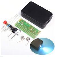 DIY Kits 1.5V Flashing Lights Kit Soldering Practice Circuit Board Plate