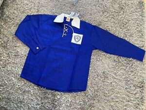 Vintage Leicester City 1930s Home Shirt- Large