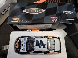 Hot Wheels Legends Kyle Petty #44 Blues Brothers Pontiac NASCAR 1:24 1998 NIB