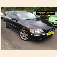 Volvo S60 2.4 D5 (163) Manual 2006 MOT 30/07/2019