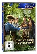 DVD * SECHSE KOMMEN DURCH DIE GANZE WELT - 6 Sechs auf einen Streich # NEU OVP %