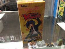 Cardfight Vanguard Fighters Collection 2014 Booster Box x1 English Version