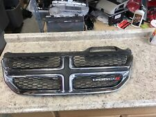 2011-2017 Dodge Journey Front Grille  Chrome OEM  Pre-owned.