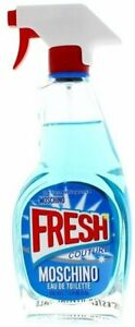 Fresh Couture by Moschino for women Edt 3.3 / 3.4 oz New Tester