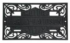 HARLEY-DAVIDSON® NOSTALGIC BAR & SHIELD DOOR ENTRY MAT HDL-10092