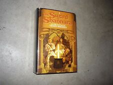 The Sword of Shannara Terry Brooks Hardcover 10th printing