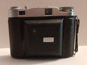 Old Baldix Folding Baltar f:4.5/75 C Balda Werk Bünde Prontor SVS Film Camera