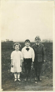 1922 Hilda Gaylord Norwich New York Brothers Philip & Charles