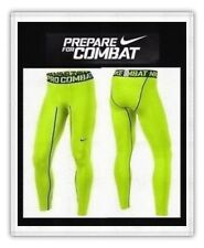 Men's Nike Pro Combat Compression Hyperwarm Tights Pants 547804 702 MEDIUM NWT