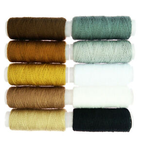 Sewing Thread Spool String Hand Machine Canvas Clothing Sewing Supplies
