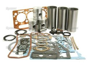 Overhaul Kit for Perkins 3.144 Diesel Engine Ford Fordson Dexta & MF 133 Tractor