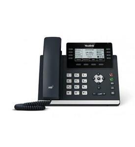 Yealink SIP-T43U - Unified Firmware Enhanced SIP Phone T43U - 1 Year Warranty