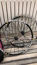 Mavic Cosmic Elite Road Bike 700c Front & Rear Wheels Wheelset