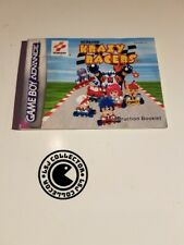 Krazy racers - gameboy advance - notice