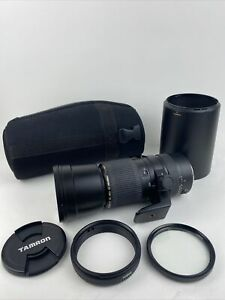 Tamron SP AF 200-500mm F/5-6.3 Di LD (IF) Lens for Nikon - Great Condition