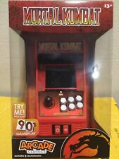 Mortal Kombat Arcade Classics 90's Gameplay, 2019 Handheld New