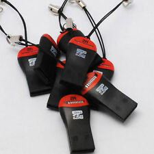 Useful Tide innovative Whistles & USB Card Reader For Micro SD 2GB to 64G  3C