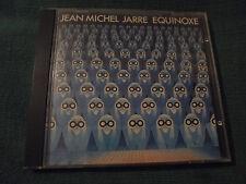 JEAN MICHEL JARRE  Equinoxe  Polydor Red CD
