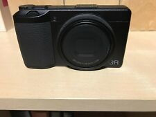 RICOH GR III Kompaktkamera Schwarz