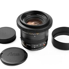 Leica 35-70mm F4 VARIO-ELMAR-R ROM Lens w/Asph Surfaces 11277 *Cine-Gear*