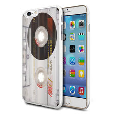 Cassette Design Hard Back Case Cover Skin For Various Phones