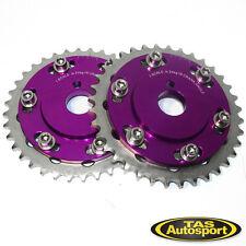 Adjustable Cam Gears for Nissan SR20DET DE S13 S14 S15 180sx 200sx Silvia 240sx