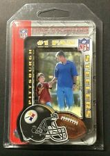 PITTSBURG STEELERS  #1 Fan Magnetic Picture / Photo Frame ~  High Definition