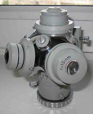 Carl Zeiss Jena AMPLIVAL microscope condenser #1
