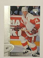 1996-97 Upper Deck #252 Brendan Shanahan Detroit Red Wings Hockey Card