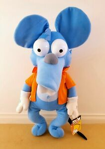 The Simpsons – Itchy 72cm Large Plush Soft Toy New With Tags
