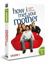 How I Met Your Mother - L'intégrale Saison 1  COFFRET 3 DVD  - Neuf