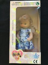 Leslie Doll with Blonde Braids 6� Tall