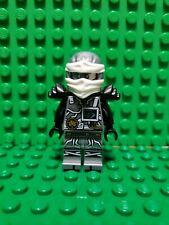 LEGO Ninjago Zane Hands of Time Black Armor Minifigure 70624 891731 njo285