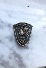 1950s Tel Aviv Municipal High School Badge