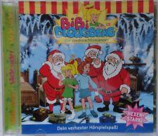 Bibi Blocksberg 38 CD Weihnachtsmänner Dein verhexter Hörspielspaß NEUERTIG 2007