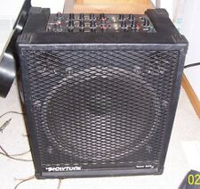 "1980's Polytone Taurus Elite amp guitar keyboard accordion amplifier 1-15"" as is"
