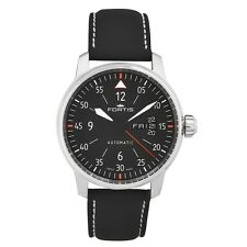 Fortis Cockpit Two Automatic Pilot Watch Men's Swiss 704.21.19.L01